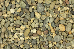 Small river stones  background Stock Photos