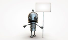 Small robot Royalty Free Stock Photography