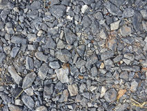 Small rock floor, Small Stone floor  background Stock Photography