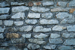 Small rock wall Stock Images