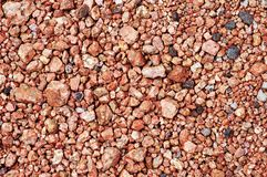 Small Rocks Background Royalty Free Stock Images