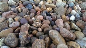 Small rocks Royalty Free Stock Image