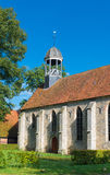 Small roman church Royalty Free Stock Photo