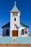 Small rural Catholic Church Royalty Free Stock Photo