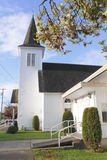 Small Rural Christian Church Stock Photos