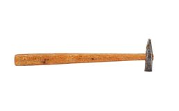 Small rusty hammer Stock Image