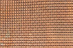 Small rusty metal grid on the background.  royalty free stock images