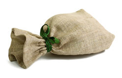 Small sack Stock Image