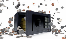Small safe Stock Photography