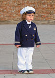 Small sailor Stock Photo