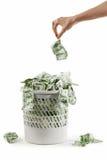 Small salary Royalty Free Stock Photos