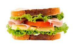 Small sandwich Royalty Free Stock Photos