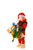 Small Santa Royalty Free Stock Images