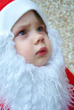 Small Santa Claus Royalty Free Stock Photo