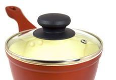 Small saucepan Stock Image