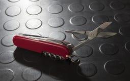 Small scissors Stock Photos