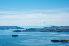 Small sea. Baikal Stock Images