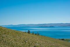 Small sea. Baikal Royalty Free Stock Photography