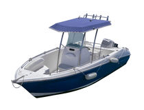 Free Small Sea Boat. Royalty Free Stock Images - 78403869