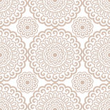 Small seamless oriental pattern Royalty Free Stock Photography