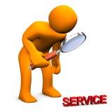 Small Service Royalty Free Stock Photos