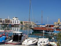 Kyrenia,north Cyprus Royalty Free Stock Photography