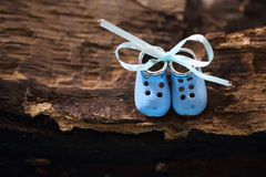 Small shoes Stock Photo