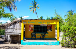 Small shop outlet in Mozambique, Africa Royalty Free Stock Photo