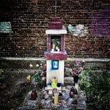 Small shrine Royalty Free Stock Photography