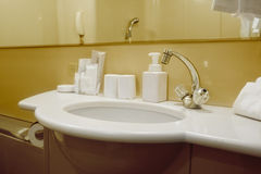 Small sink Royalty Free Stock Images
