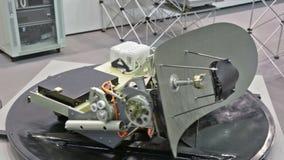 Small-sized radar stock footage