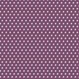 Small skulls seamless pattern. Pattern in swatches stock illustration