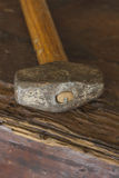 Small Sledge Hammer Royalty Free Stock Image