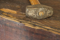 Small Sledge Hammer Royalty Free Stock Images