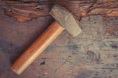 Small Sledge Hammer Stock Photography