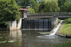 Small sluice Stock Images