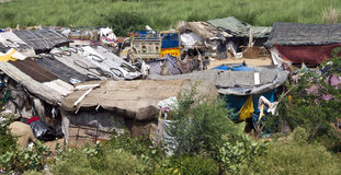 Small slum Stock Photos