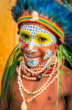 Small smiling boy in Papua New Guinea Stock Image