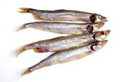 Small smoked fish Stock Photo