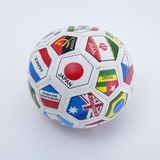 Small soccer ball Stock Images