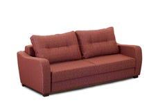 A small sofa fabric Royalty Free Stock Photos
