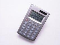 Small Solar Calculator 1 Stock Photo
