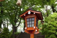 Small spirit shrine Stock Image