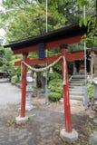 Small spirit shrine Royalty Free Stock Images