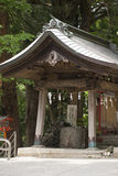 Small spirit shrine Royalty Free Stock Photos