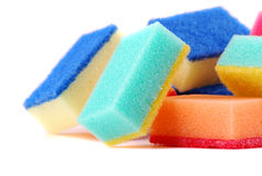 Small sponge Royalty Free Stock Images