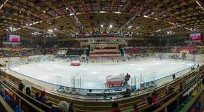 Small Sports Arena Luzhniki Royalty Free Stock Images