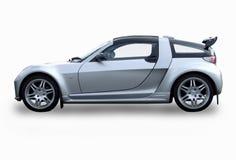 Small sports car stock photos