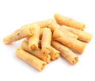Small spring roll Royalty Free Stock Images