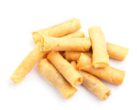 Small spring roll Stock Photography